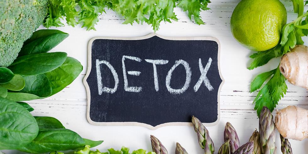 Atelier : Plantes médicinales, Détox et Digestion
