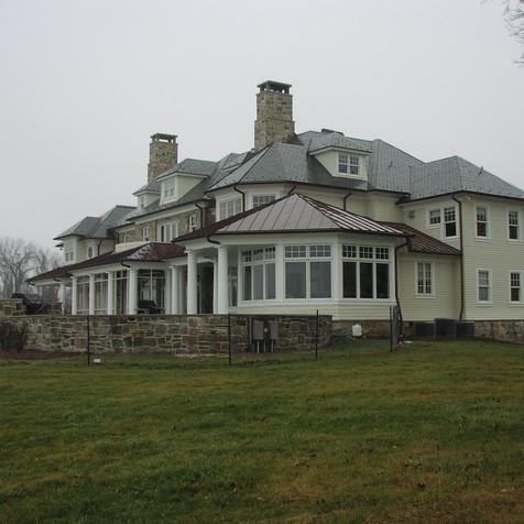Lake Front Estate