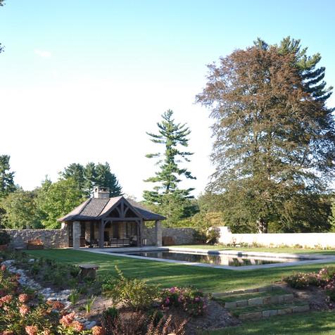Meadowdale Pool House