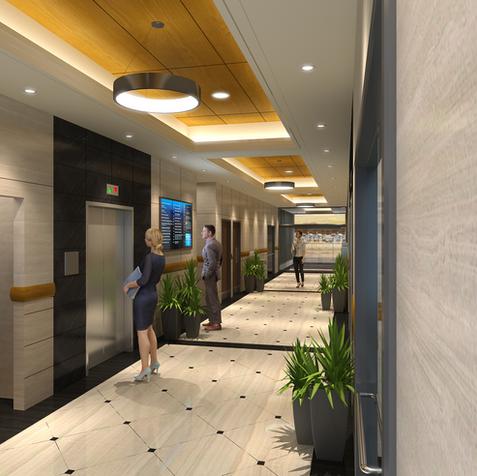 Heaver Plaza Rennovations