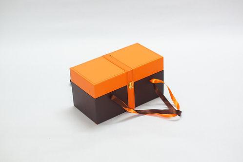 Three flavor box