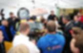 Besøk av Jens Stoltenberg i 2013!