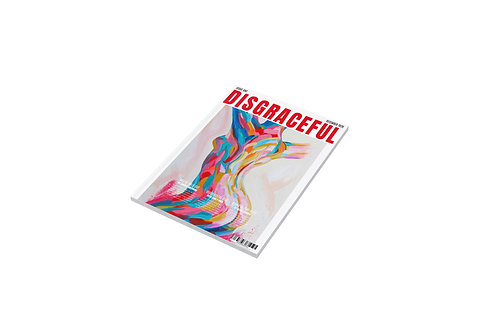 Disgraceful Issue One: Limited Printed Edition