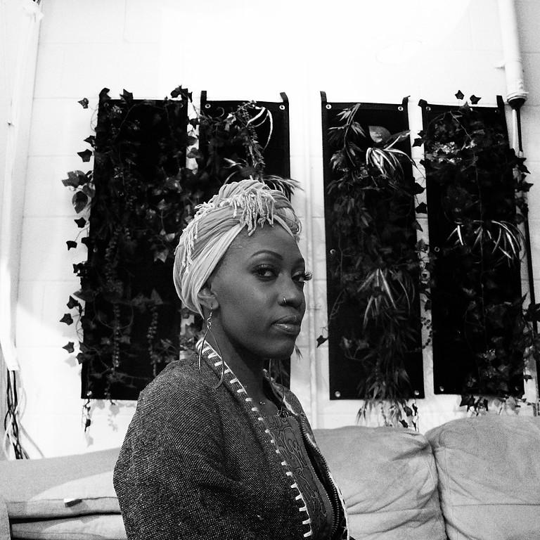 Tonye Aganaba @ Firehall Arts Centre