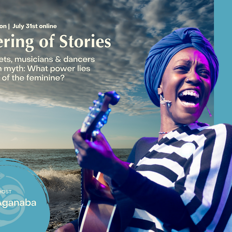 A Gathering of Stories : The Heart of The Feminine