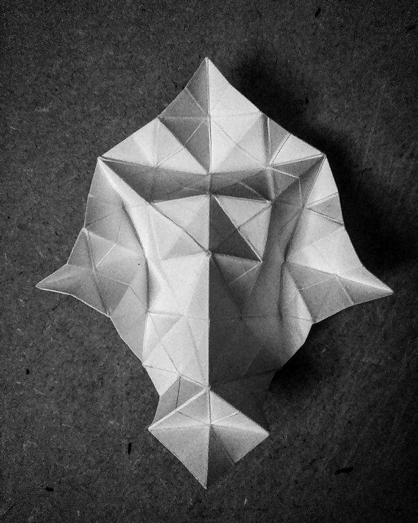 Folded Form