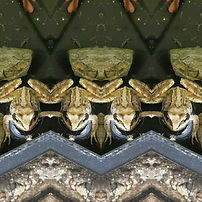 Four Little Speckled Frogs