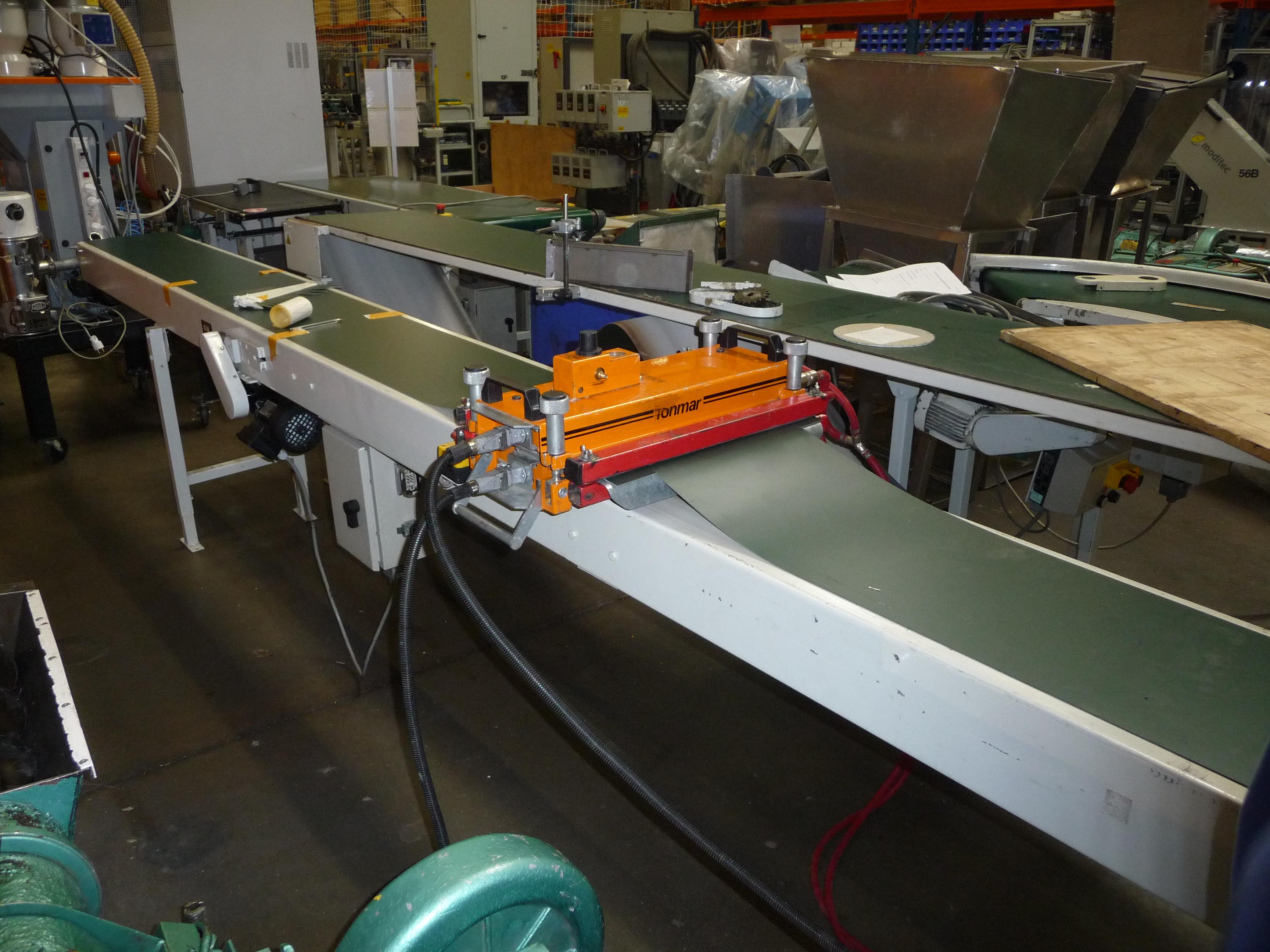 Jonction bande PVC