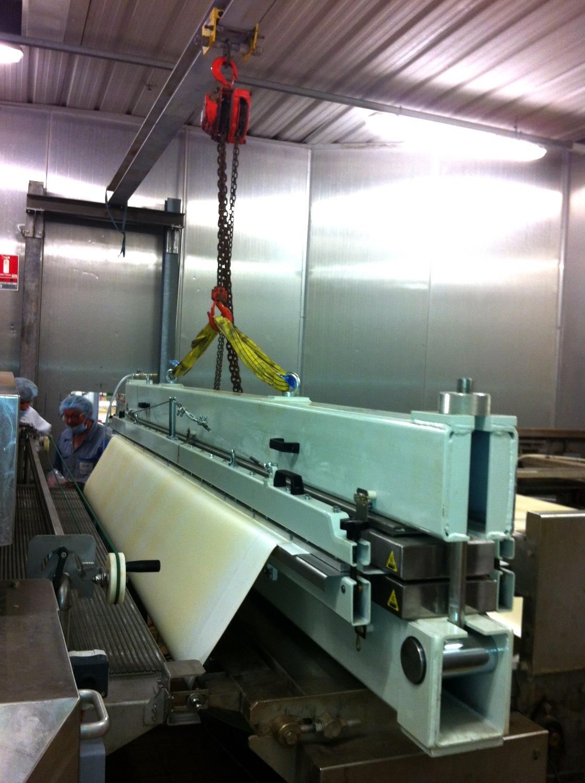 Jonction bande PU larg 2700 mm
