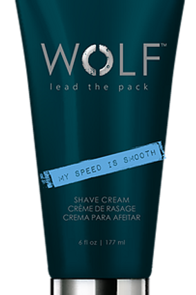 My Speed Is Smooth Shave Cream