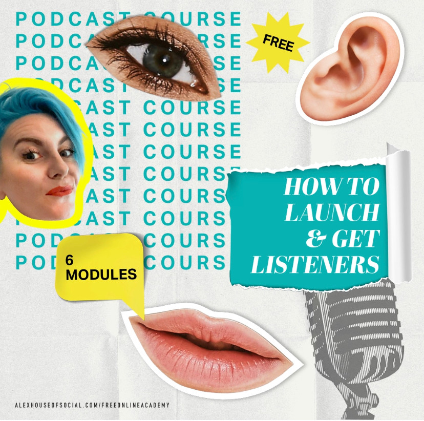 podcast course