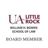 Bowen School of Law Board Member