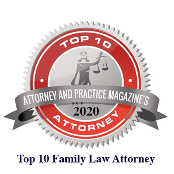 2020 Top 10 Family Law Attorney