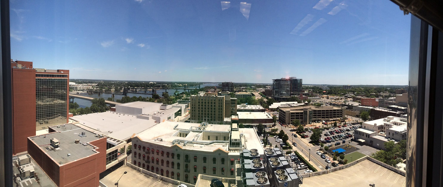 Downtown Little Rock View