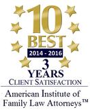 2014-2016 10 Best - Client Satisfacton