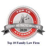 2020 Top 10 Family Law Firm