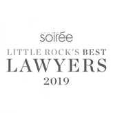 2019 Little Rock's Best Lawyers