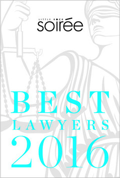 2016 Little Rock's Best Lawyers