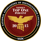 2015 Nation's Top One Percent