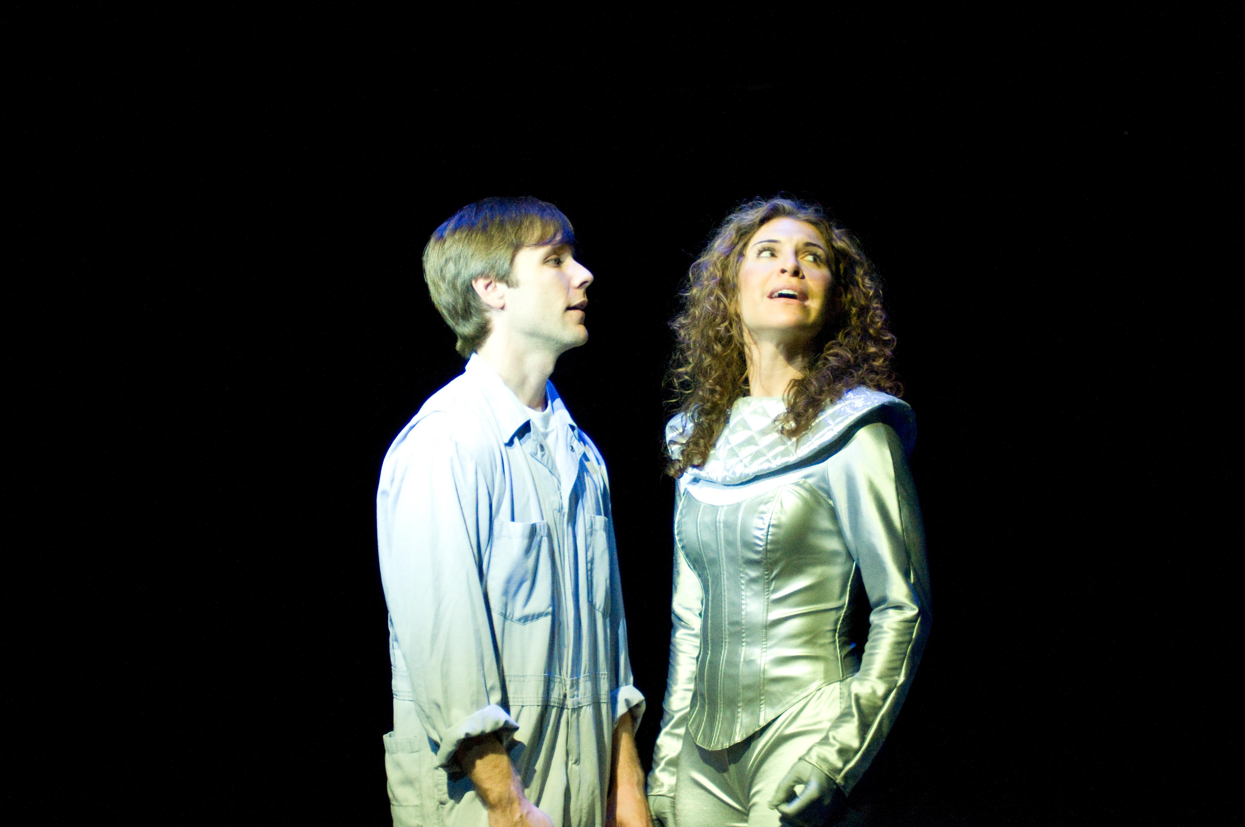 Adam Hose & Jodie Langel