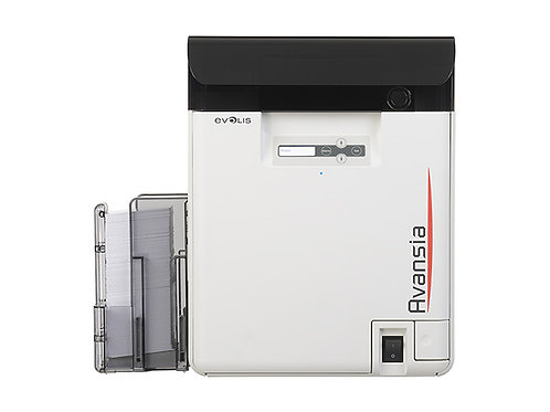 Evolis Avansia Re-Transfer Card Printer USB +Eth