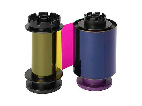 Avansia YMCKH Colour Ribbon for non PVC cards