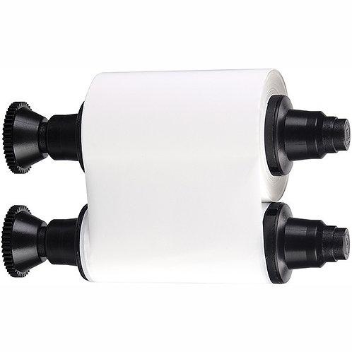 White Signature Panel Ribbon