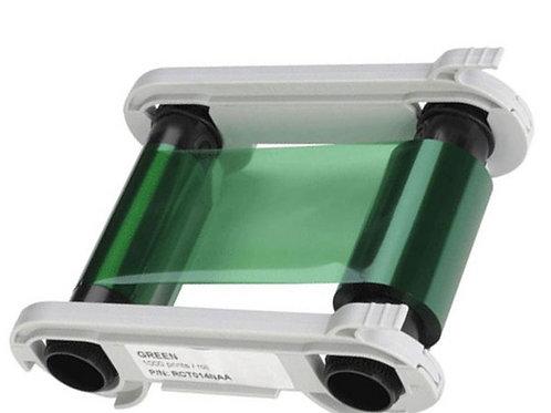 Green Monochrome Ribbon 1000 prints