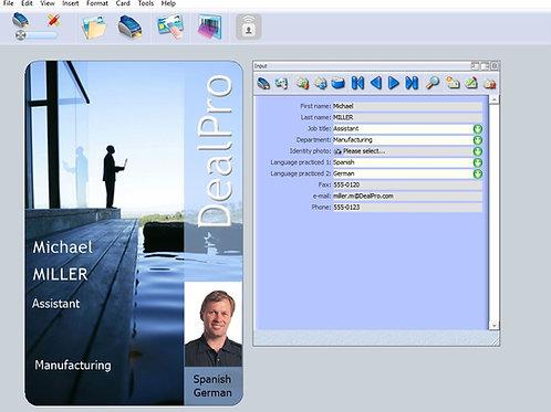 eMedia CS Card Designer Professional Version