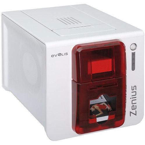 Evolis Zenius Expert ID Card Printer USB & Etherne