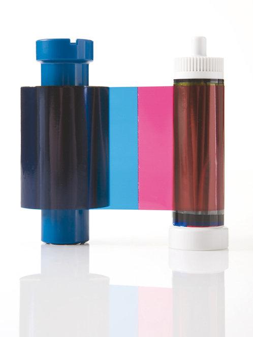 YMCKOH Half Panel Colour Ribbon 450 Prints
