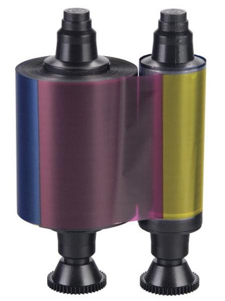 Colour Ribbon for Pebble Dualys Quantum & Securion