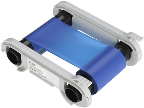 Blue Monochrome Ribbon 1000 prints