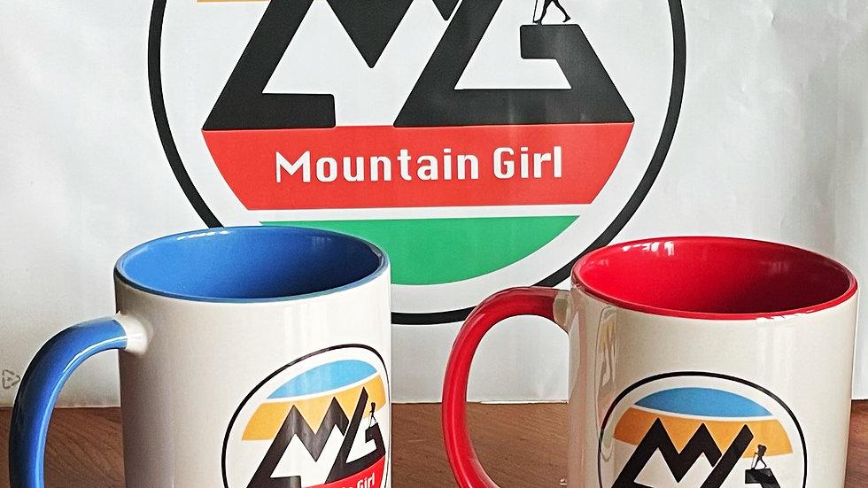 Mountain Girl Mug