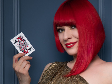 Magician of the Week - Laura London