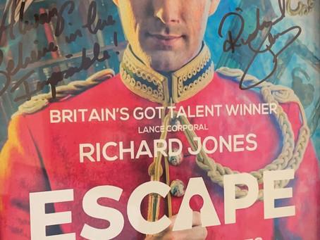 Richard Jones 2021 Tour Postponed