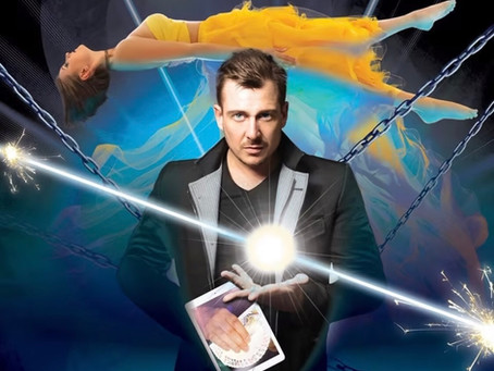Magician of the Week - Jamie Allan