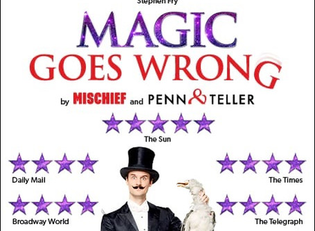 Magic Goes Wrong - Performing From 10th December!