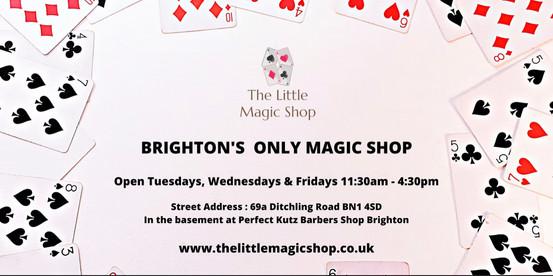 The Little Magic Shop