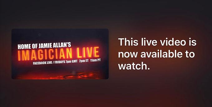 iMagician Live
