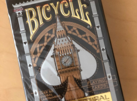 Vlog 8 out now - Bicycle Architectural Series