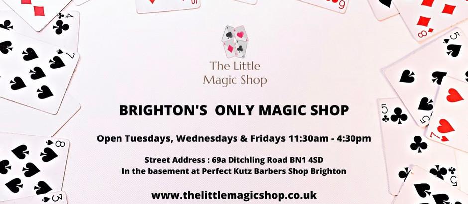 The Little Magic Shop - Brighton