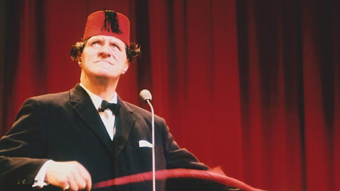Tommy Cooper At The BBC