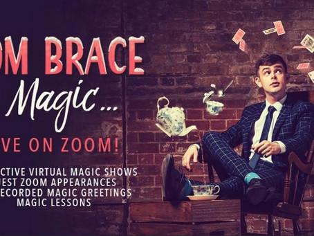 Tom Brace Magic This Christmas