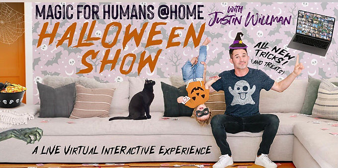 Justin Willman Adds New UK/European Timed Show