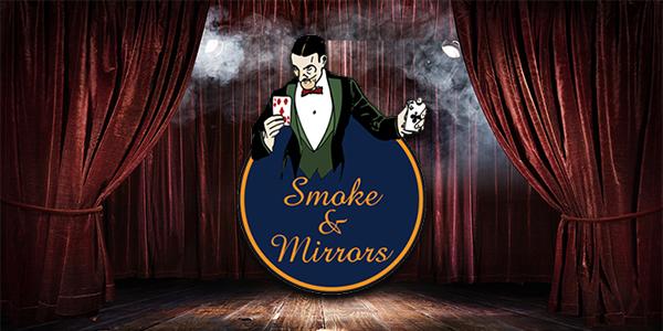 Smoke and Mirrors - magic and Comedy club - Bristol
