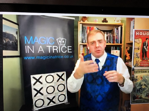 Magic In A Trice Online Shows