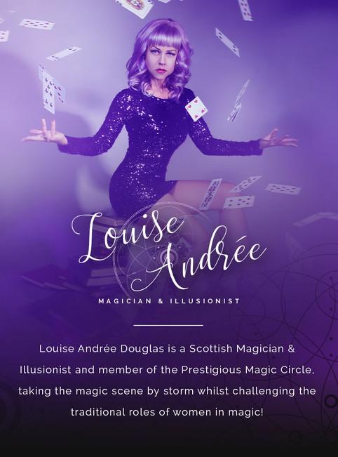 Louise Andrée Douglas