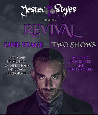 Jester Styles presents Revival