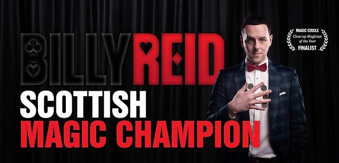 Billy Reid Magic Christmas Show